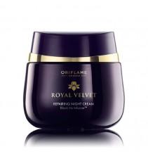 Obnovující noční krém Royal Velvet 50 ml