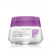 Noční krém Optimals Skin Youth