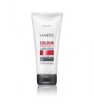 Ochranný kondicionér pro barvené vlasy HairX