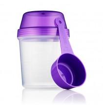 Šejkr s odměrkou Purple