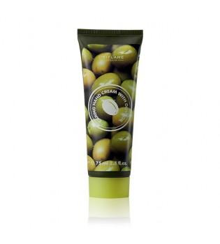 Pečující krém na ruce s olivovým olejem