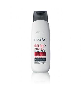 Ochranný šampón pro barvené vlasy HairX – maxi balení