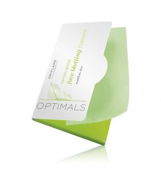 Savé ubrousky na obličej Optimals Oxygen Boost