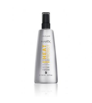 Ochranný stylingový nesmývací sprej proti žáru HairX