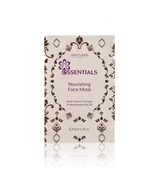 Vyživující pleťová maska Essentials
