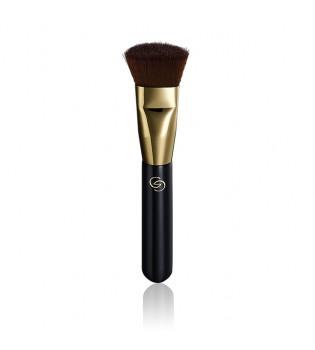 Plochý štětec na make-up Giordani Gold