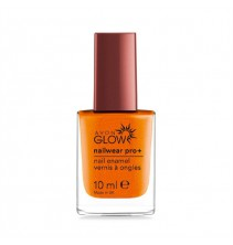 Lak na nehty Avon Glow - Flaming Orange 10 ml