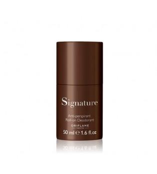Kuličkový antiperspirant deodorant Signature