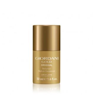 Kuličkový antiperspirant deodorant Giordani Gold Original