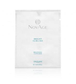 Projasňující pleťová maska NovAge Bright Sublime