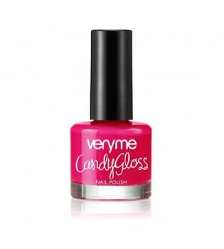 Lak na nehty Very Me Candy Gloss - Juicy Pink