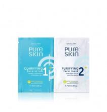 Peeling a čisticí maska 2 v 1 Pure Skin 12 ml