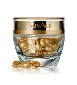 Vyživující pleťové kapsle NovAge Nutri6