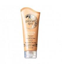 Planet Spa Revitalizační slupovací pleťová maska s výtažky z ženšenu pravého 75 ml