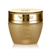 Noční regenerační krém NovAge Time Restore 50 ml