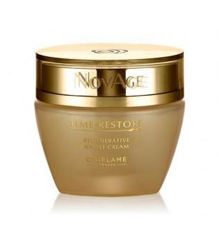 Noční regenerační krém NovAge Time Restore