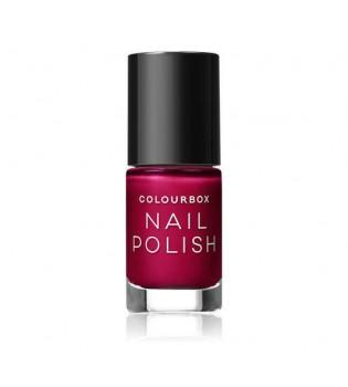 Lak na nehty COLOURBOX - Bright Raspberry