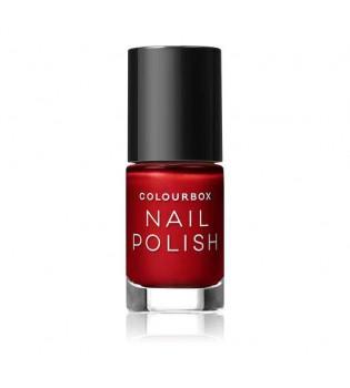 Lak na nehty COLOURBOX - Soft Red