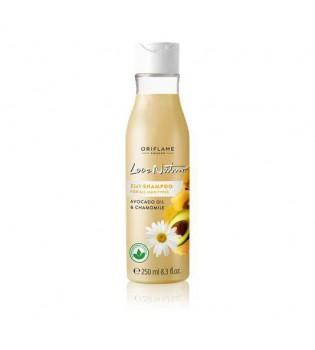 Šampon 2v1 s avokádovým olejem a heřmánkem Love Nature 250 ml