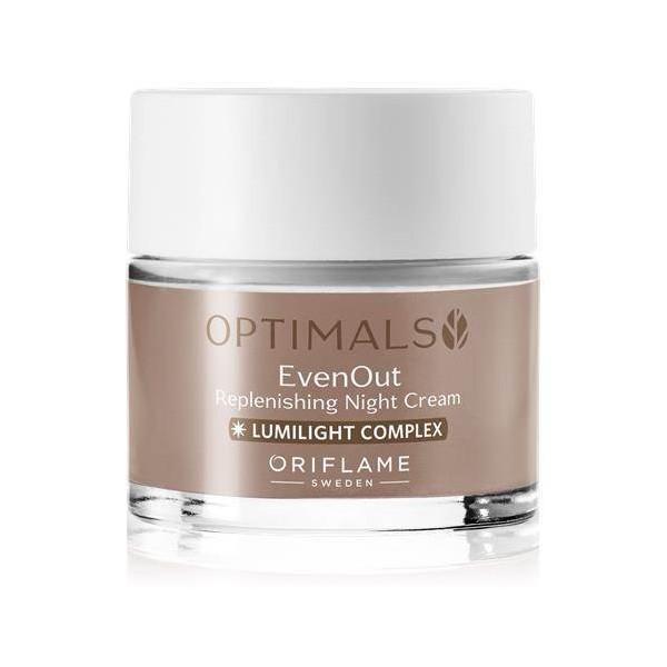 Noční obnovující krém Optimals Even Out 50 ml