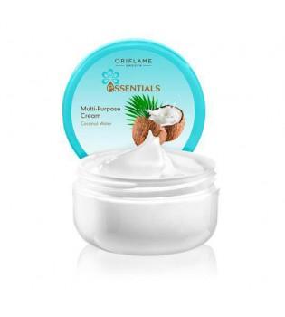 Univerzální krém s kokosovou vodou Essentials 150 ml