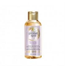 Planet Spa Hydratační olej do sprchy a do koupele s kokosovým mlékem a santalovým dřevem 150 ml
