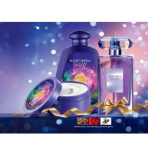 Northern Glow Sada - EDT 50 ml + Tělový krém 200 ml + Sprchový gel a pěna do koupele 300 ml
