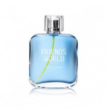 Toaletní voda Friends World 75 ml
