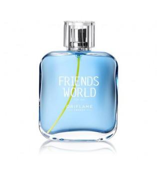 Toaletní voda Friends World pánská 75 ml