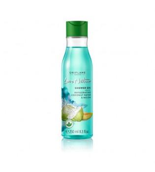 Sprchový gel s kokosovou vodou a melounem Love Nature 250 ml
