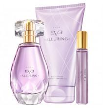 Eve Alluring Sada - EDP 50 ml + Tělové mléko 150 ml + EDP 10 ml