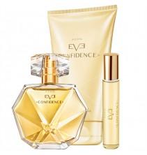 Eve Confidence Sada + EDP 50 ml + Tělové mléko 150 ml + EDP 10 ml