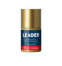 Kuličkový antiperspirant deodorant Leader 50 ml