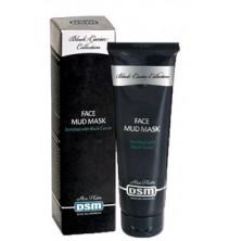 DSM Bahenní pleťová maska s černým kaviárem 100 ml