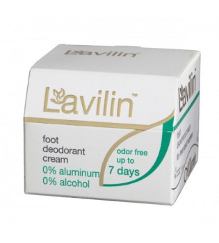 Lavilin deodorant krém na chodidla 10 ml