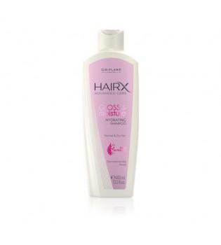 Šampon pro lesk a hydrataci vlasů HairX Advanced Care - maxi balení 400 ml
