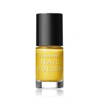 Lak na nehty Colourbox - Yellow Flare 5 ml