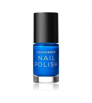 Lak na nehty Colourbox - Winning Blue 5 ml