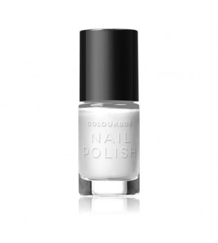 Lak na nehty Colourbox - Team White 5 ml