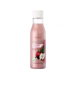 Šampon a kondicionér 2 v 1 s jablky a bambusem Love Nature 250 ml