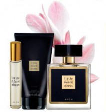 Little Black Dress Sada - EDP 50 ml + EDP 10 ml + Tělové mléko 150 ml