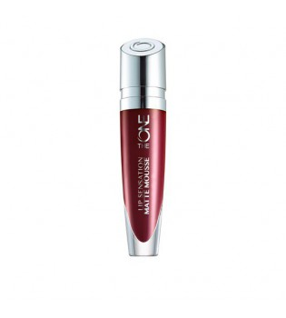 Tekutá matná rtěnka The ONE Lip Sensation - Tempting Burgundy 5 ml