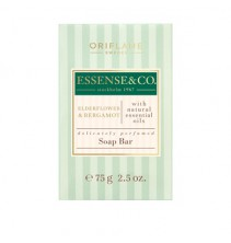 Mýdlo s bezovým květem a bergamotem Essense & Co 75 g