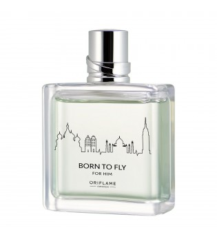 Toaletní voda Born to Fly For Him 75 ml