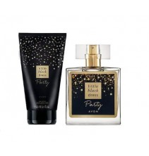 Little Black Dress Party sada - EDP 50 ml + Tělové mléko 150 ml