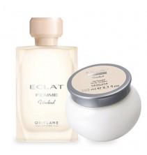 Eclat Femme Weekend Sada - EDT 50 ml + Tělový krém 250 ml
