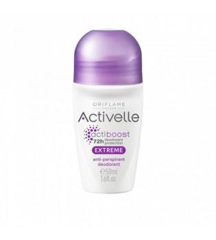 Kuličkový antiperspirant deodorant Activelle Extreme 50 ml