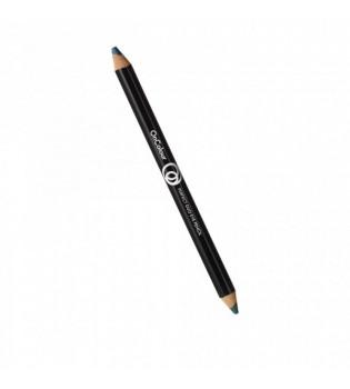 Oboustranná tužka na oči OnColour - Green & Turquoise