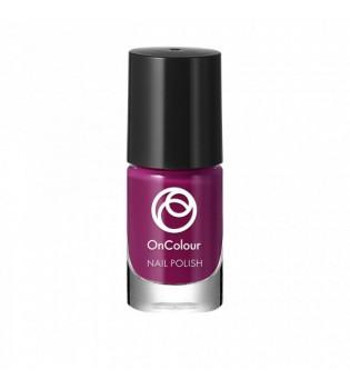 Lak na nehty OnColour - Vivid Raspberry 5 ml