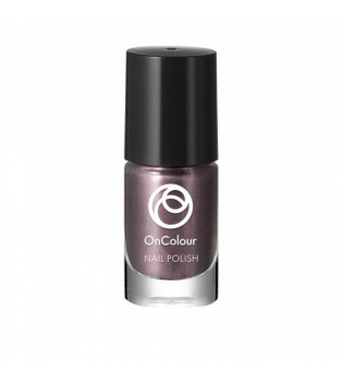 Lak na nehty OnColour - Shimmery Mulberry 5 ml